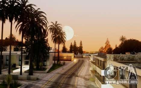 Graphical shell for SA para GTA San Andreas sexta pantalla