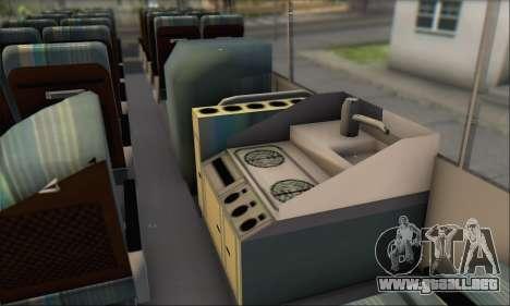 Setra S215 HD para visión interna GTA San Andreas