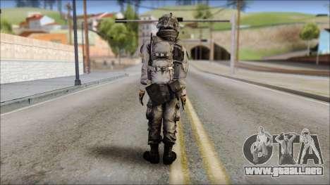 New Los Santos SWAT Beta HD para GTA San Andreas segunda pantalla