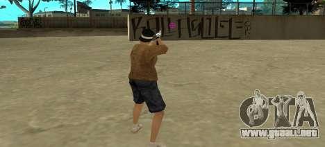 De nuevo la vista para GTA San Andreas