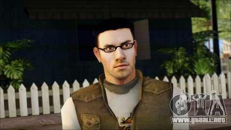 Jamie para GTA San Andreas tercera pantalla