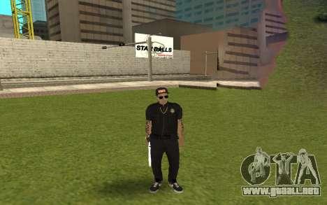 Swag Police para GTA San Andreas quinta pantalla