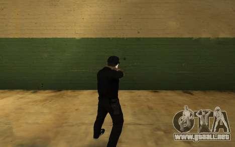 Swag Police para GTA San Andreas sexta pantalla