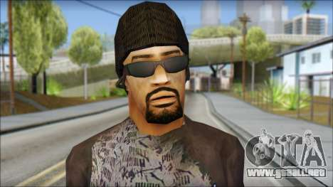 Street Gangster para GTA San Andreas tercera pantalla