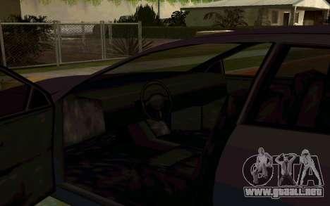 HSV VT GTS para la visión correcta GTA San Andreas
