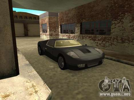 Freeze Root para GTA San Andreas tercera pantalla