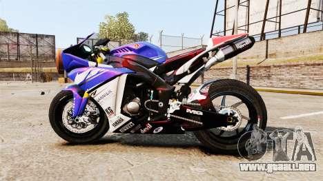 Yamaha YZF-R1 PJ1 para GTA 4 left