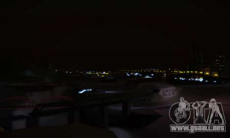 ENBSeries for low PC v2 fix para GTA San Andreas quinta pantalla