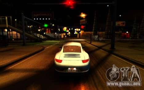 SA_New ENB para GTA San Andreas segunda pantalla