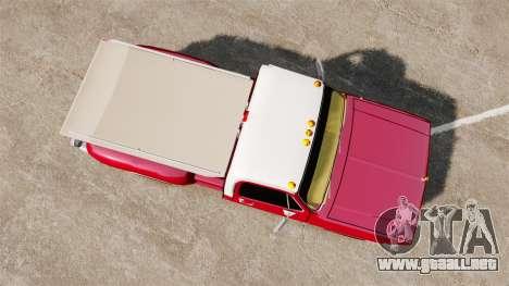 GMC 454 Pick-Up Up para GTA 4 visión correcta