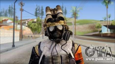Opfor PVP from Soldier Front 2 para GTA San Andreas tercera pantalla