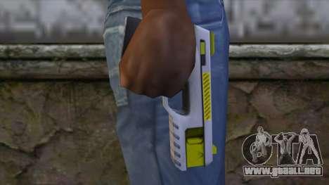 Stun Gun from GTA 5 para GTA San Andreas tercera pantalla