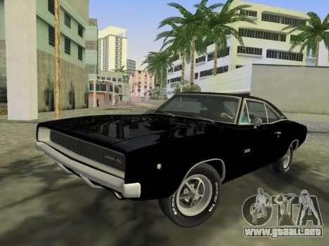 Dodge Charger RT 426 1968 para GTA Vice City