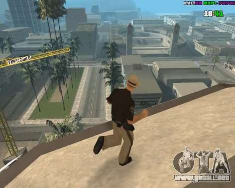 Click Warp para GTA San Andreas