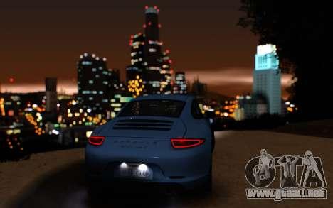 SA_New ENB para GTA San Andreas sucesivamente de pantalla