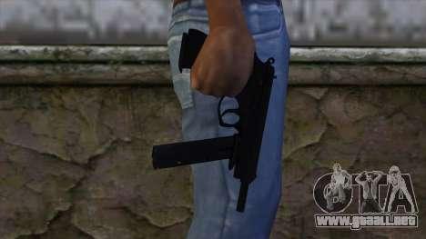 CZ75 from CS:GO v2 para GTA San Andreas tercera pantalla
