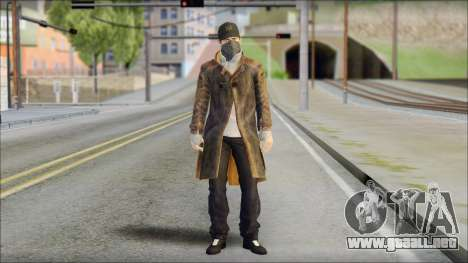 Aiden Pearce para GTA San Andreas