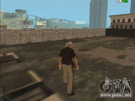Click Warp para GTA San Andreas segunda pantalla