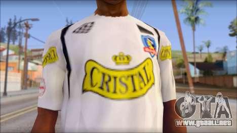 Colo Colo 09 T-Shirt para GTA San Andreas tercera pantalla