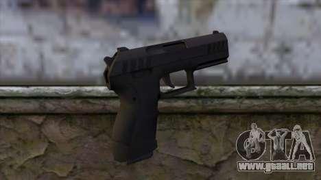 Combat Pistol from GTA 5 para GTA San Andreas segunda pantalla