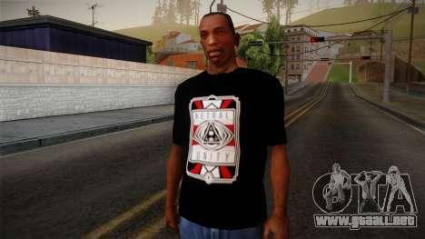 Netral T-Shirt para GTA San Andreas