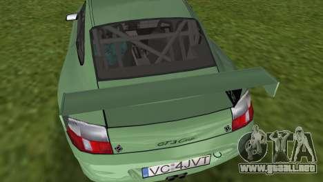 Porsche GT3 Cup 996 para GTA Vice City visión correcta