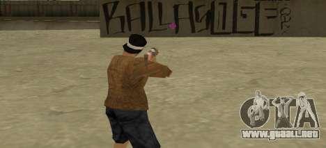 De nuevo la vista para GTA San Andreas tercera pantalla