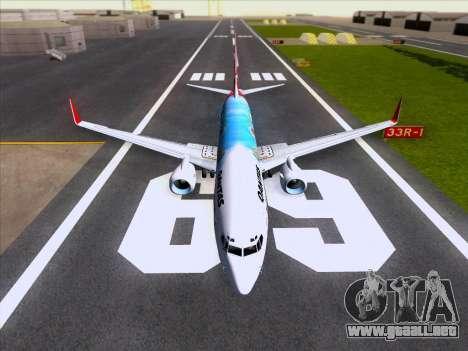 Boeing 737-800 Qantas para el motor de GTA San Andreas