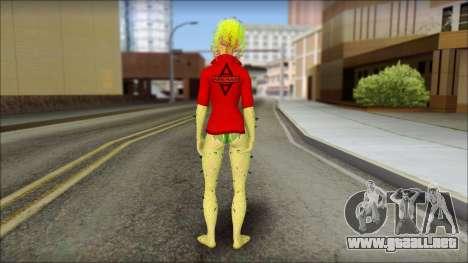 Poison Ivy PED para GTA San Andreas segunda pantalla