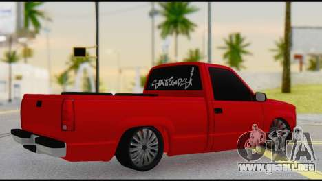 Chevrolet CK 1500 para GTA San Andreas left