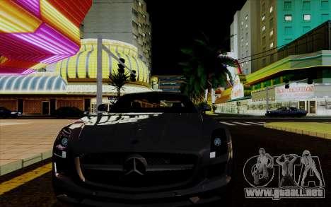 ENBSeries para PC débil v3 [SA:MP] para GTA San Andreas séptima pantalla