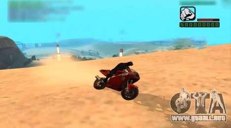 Car Hack para GTA San Andreas