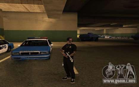 Swag Police para GTA San Andreas tercera pantalla