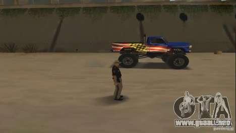 Coche de control remoto para GTA San Andreas tercera pantalla