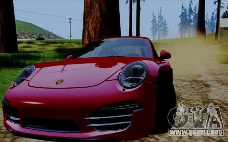 ENBSeries para PC débil v3 [SA:MP] para GTA San Andreas