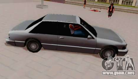 Premier Coupe para GTA San Andreas left
