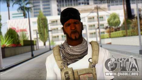 Sweet Mercenario para GTA San Andreas