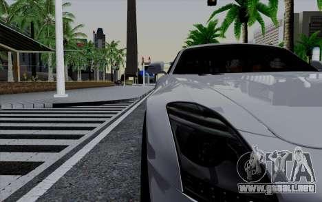 ENBSeries para PC débil v3 [SA:MP] para GTA San Andreas tercera pantalla