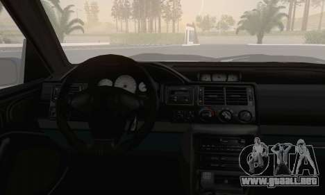 Ford Escort RS Cosworth para GTA San Andreas vista posterior izquierda