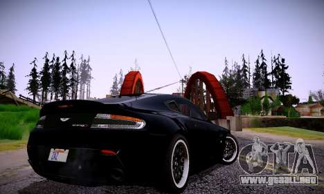 ENBSeries for low PC v2 fix para GTA San Andreas segunda pantalla