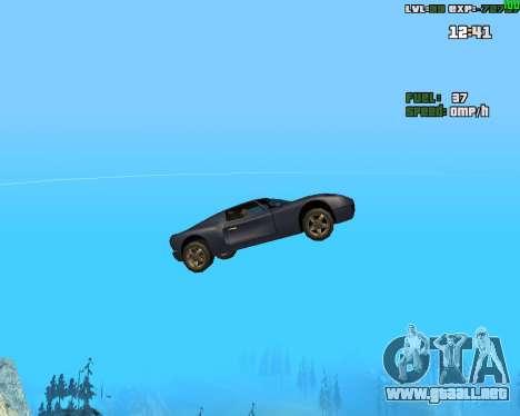Crazy Car para GTA San Andreas tercera pantalla