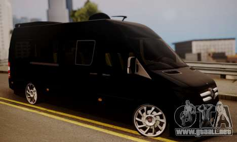 Mercedes-Benz Sprinter 315 CDi para GTA San Andreas