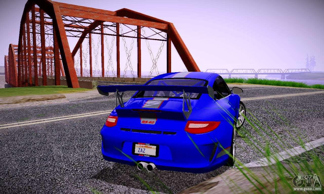 Enbseries For Low Pc V2 Fix Gta San Andreas | HD Wallpaper 4K