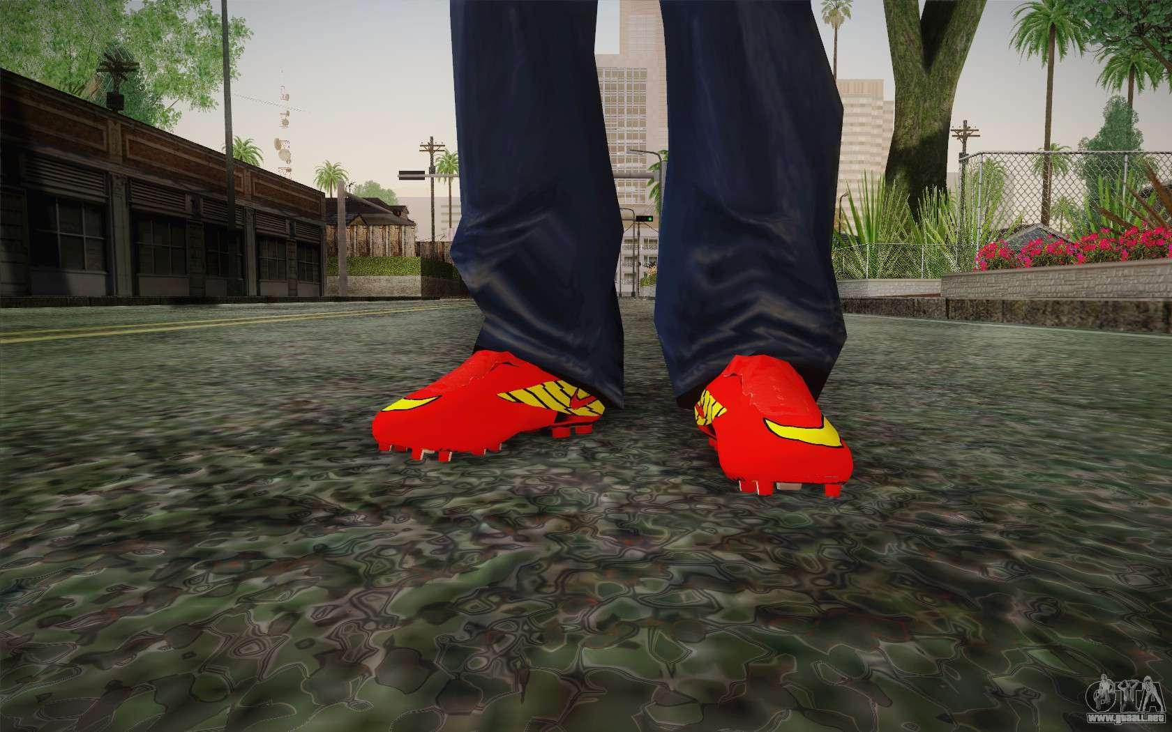 descargar zapatos jordan para gta san andreas