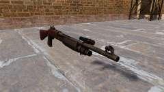 Ружье Benelli M3 Super 90 arte de la guerra