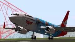 Boeing 737-800 Qantas para GTA San Andreas
