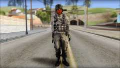 New Los Santos SWAT Beta HD para GTA San Andreas
