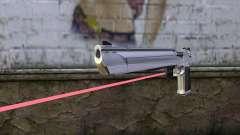 Desert Eagle con mira láser para GTA San Andreas