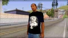 Diablo T-Shirt para GTA San Andreas