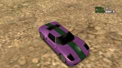 Crazy Car para GTA San Andreas